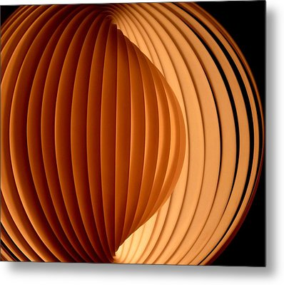 Groovy Abstract 5 Metal Print by Newel Hunter