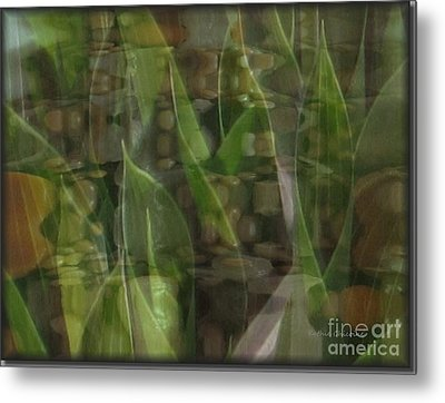 Metal Print featuring the photograph Growing Season by Kathie Chicoine