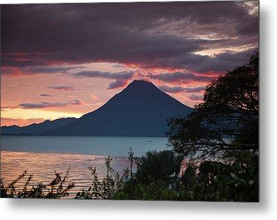 Guatemala, San Juan La Laguna Metal Print by Michael Defreitas