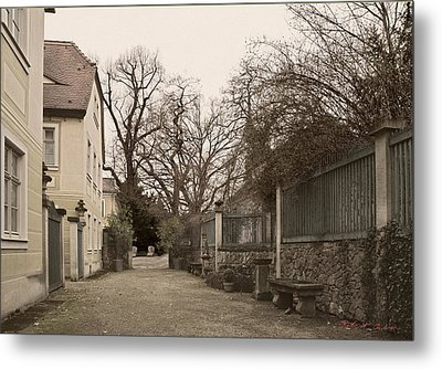 Metal Print featuring the photograph Guest House IIi by Robert Culver