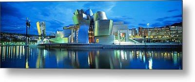Guggenheim Museum, Bilbao, Spain Metal Print