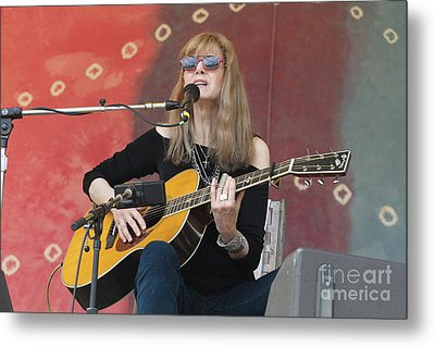 Guitarist Rory Block Metal Print by Concert Photos
