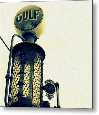 Gulf Metal Print