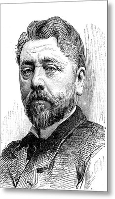 Gustave Eiffel Metal Print by Collection Abecasis