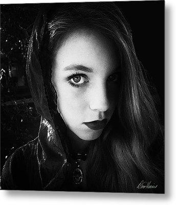 Gypsy Soul Metal Print by Diana Haronis