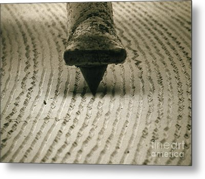 H100/0104 Metal Print by Science Photo Library