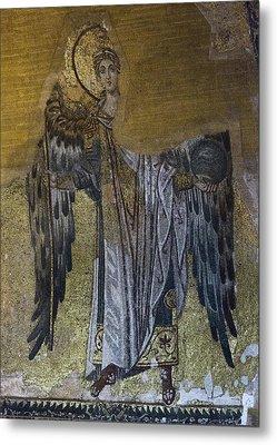 Hagia Sophia Angel Metal Print by Stephen Stookey