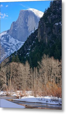 Half Dome - Yosemite Metal Print