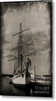 Halifax Harbour Metal Print by John Malone