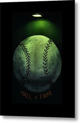 Hall Of Fame Metal Print by Karen Scovill