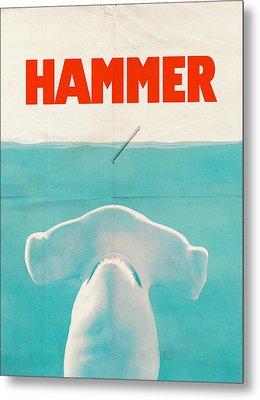 Hammer Metal Print