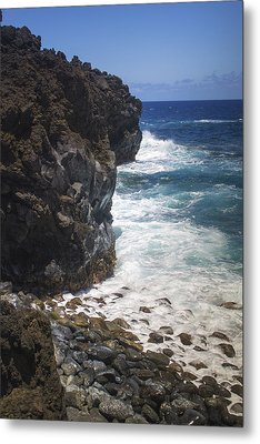 Hana Coastline 1 Metal Print