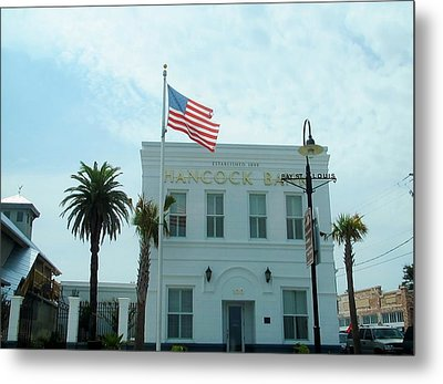 Bay Saint Louis - Mississippi Metal Print