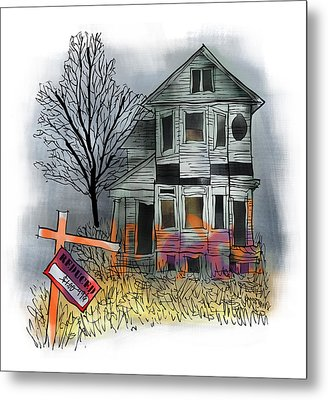 Handyman's Special Metal Print by Mark Armstrong