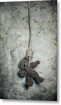 Hanging On The Gallows Metal Print by Joana Kruse