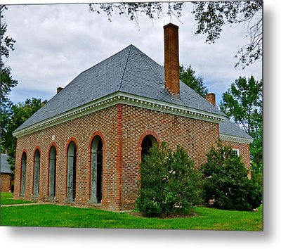 Hanover County Courthouse Metal Print