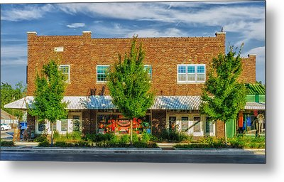 Hardware Store - Franklin Tennessee Metal Print by Frank J Benz