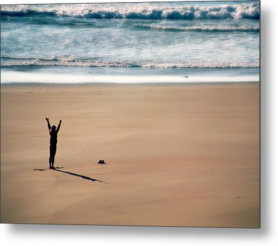 Metal Print featuring the photograph Harmony  by Micki Findlay