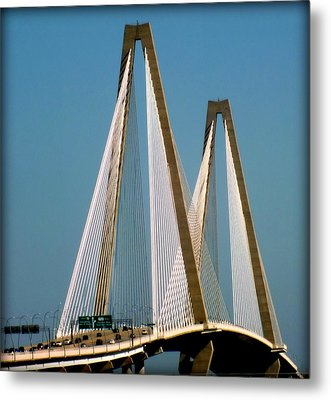 Harmony Of Charleston Metal Print by Karen Wiles