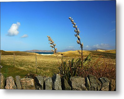 Harris Outer Hebrides Metal Print