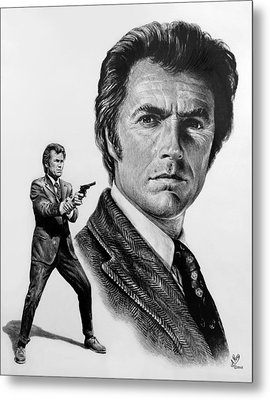 Harry Callahan Metal Print by Andrew Read