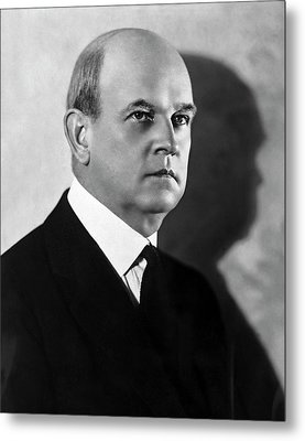 Harry Olson Metal Print by American Philosophical Society