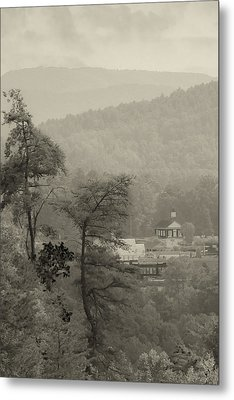 Metal Print featuring the photograph Harshaw Chapel by Margaret Palmer