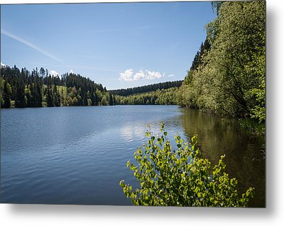 Hasselvorsperre Metal Print by Andreas Levi