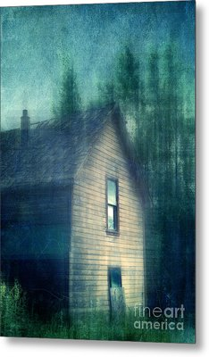 Haunted By The Past Metal Print