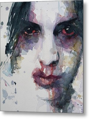 Haunted   Metal Print by Paul Lovering