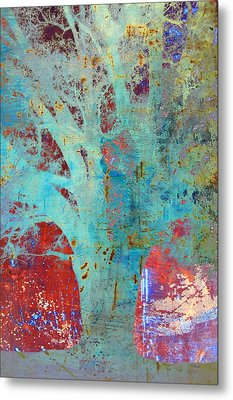 Havana Oak Metal Print by Jan Amiss Photography