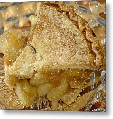 Have A Slice Of Apple Pie Metal Print