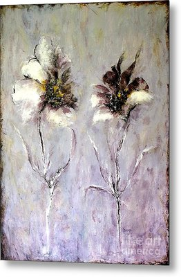 Have You Heard.....? Metal Print by Madeleine Holzberg