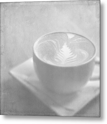 Metal Print featuring the photograph Hazy Morning Moments by Lisa Parrish