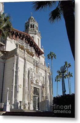 Hearst 4-faa Metal Print by Gary Gingrich Galleries