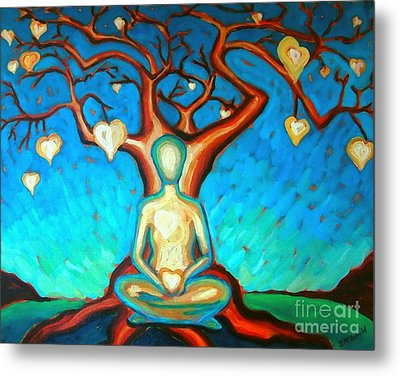 Heart And Soul Metal Print