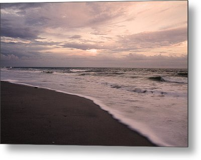 Heart Of The Evening Metal Print by Betsy Knapp