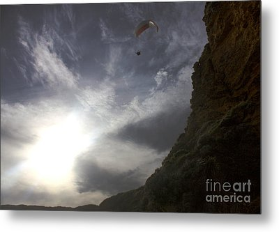 Heaven Can Wait Metal Print by Amanda Holmes Tzafrir