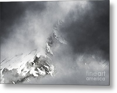 Metal Print featuring the photograph Heaven For A Moment by Nick  Boren