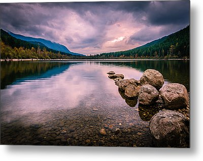 Heaven On Earth Metal Print by Brian Xavier