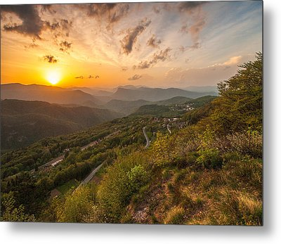 Heaven On Earth Metal Print by Davorin Mance