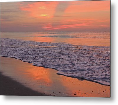 Heaven On Earth Metal Print by Eve Spring
