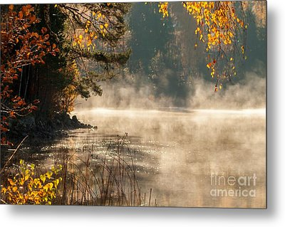 Metal Print featuring the photograph Heavenly Atmosphere by Rose-Maries Pictures