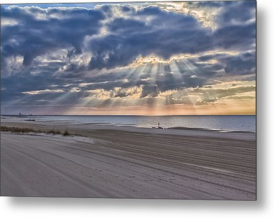 Heavenly Metal Print by Brian Wright
