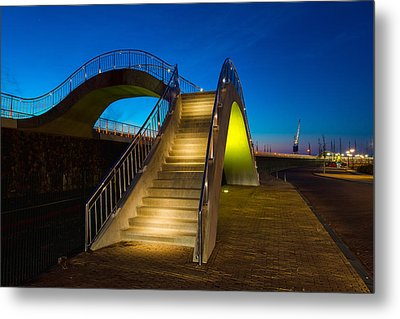 Heavenly Stairs Metal Print by Chad Dutson