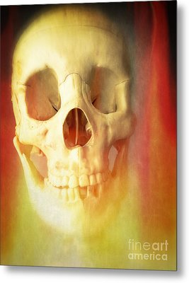 Hell Fire Metal Print