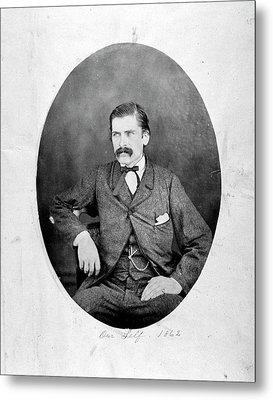 Henry Robert Winship Metal Print by British Library