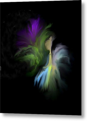 Her Favorite Flower Metal Print