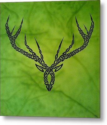 Herne Metal Print
