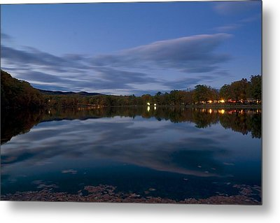 Hessian Lake Metal Print